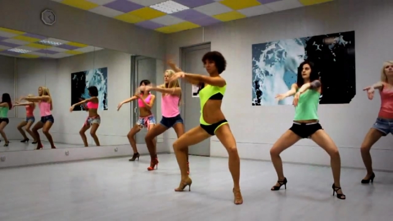 Where have you been - go-go dance choreo by Jane Kornienko