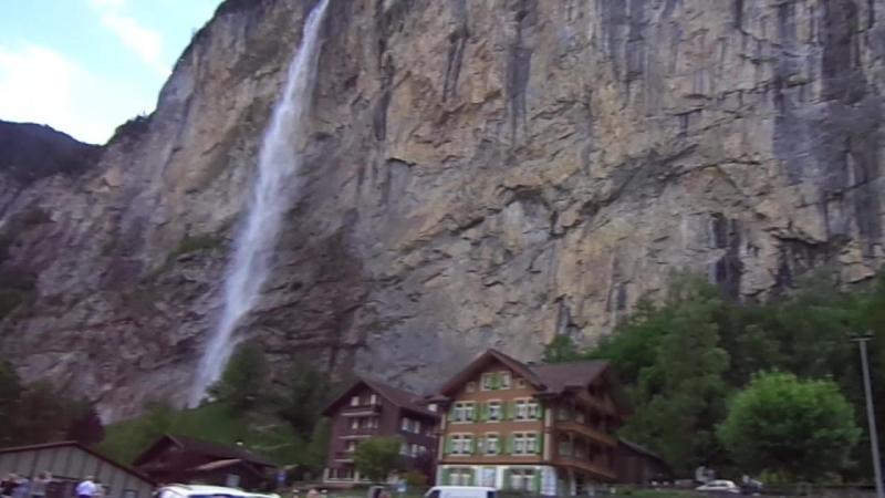 Швейцария, Альпы май 2018
