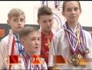 Репортаж 9 канала о школе ушу Серебристые Облака
