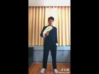 [VIDEO] 180621 Kris Wu @ Douyin/Tiktok App Update