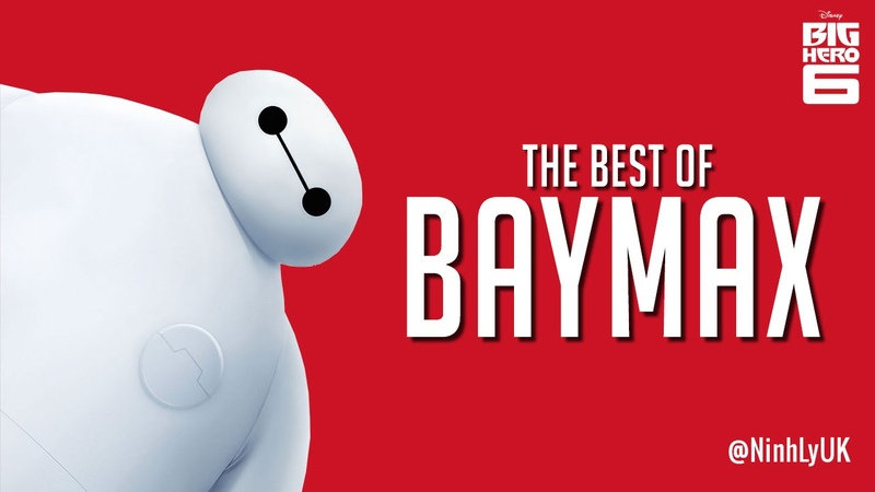 The Best of Baymax