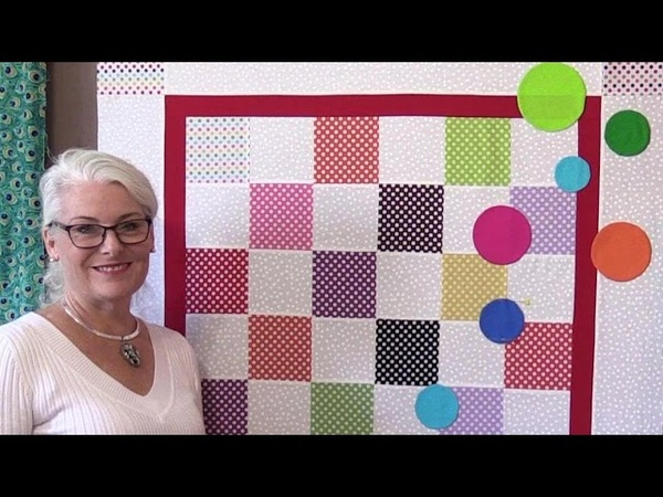 Quickie Quilty Box Quilt