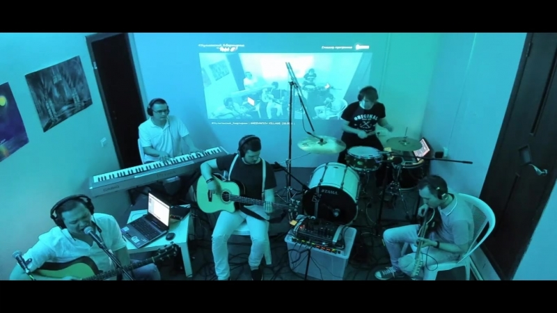 Greenwich Village - Around me (live, acoustic @ ralphradio)