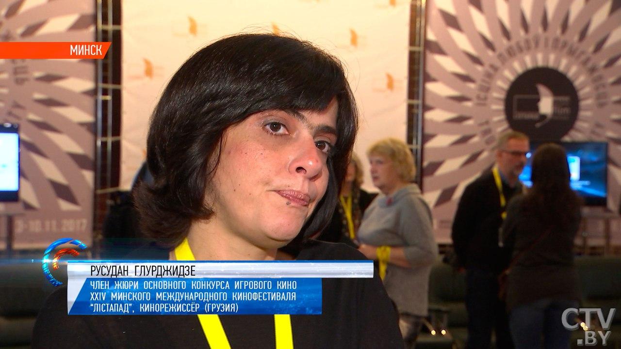 ВМинске открылся международный кинофестиваль