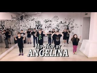 направление Hip-Hop   Ангелина Попова   dance studio NAKO  