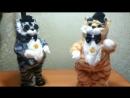 Танцующий и поющий Кот 18 песен