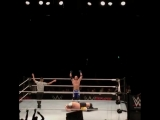 WWE House Show Jeff Hardy &amp Aj Styles vs. Samoa Joe &amp Shinsuke Nakamura