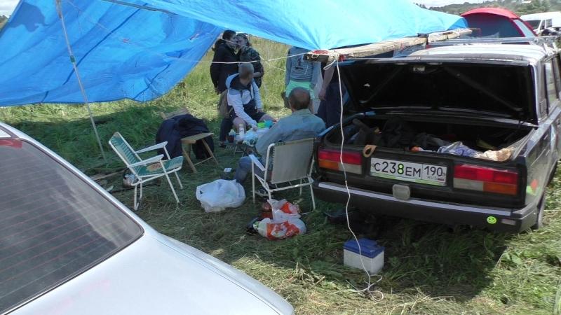 Малояр 2014 лагерь 1