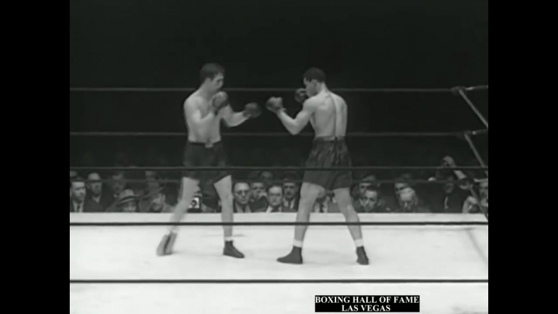 Joe Louis KOs13 Billy Conn I June 18 1941 Retains Title