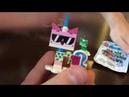 РАСПАКОВКА НОВЫХ МИНИФИГУРОК СЕРИИ LEGO UNIKITTY 41775 С BENNY BRICKS И LEGO LIFE