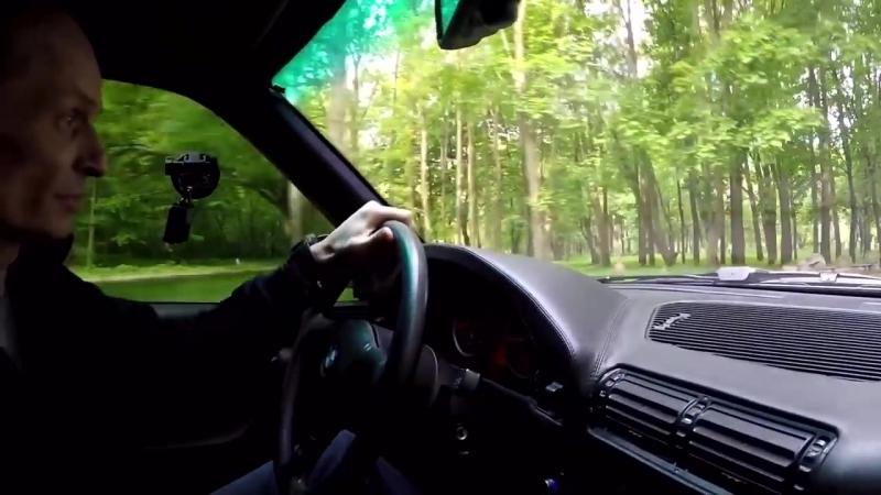 BMW M5 E34 S85V10Зло во плоти