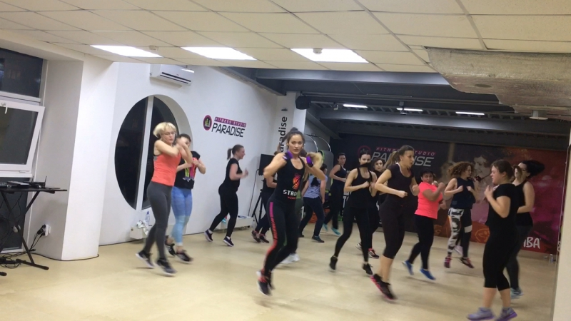 STRONG by zumba Q2 Надежда Смагулова