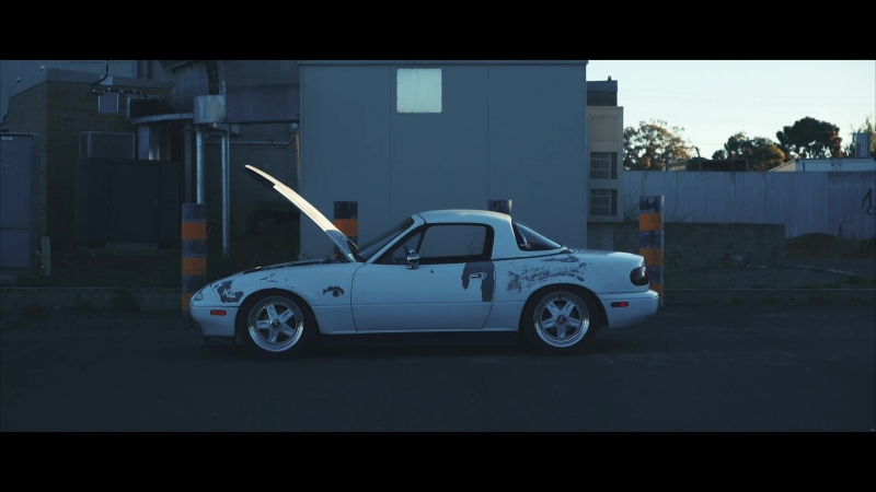 Georges Turbod MX5 ¦ 4K