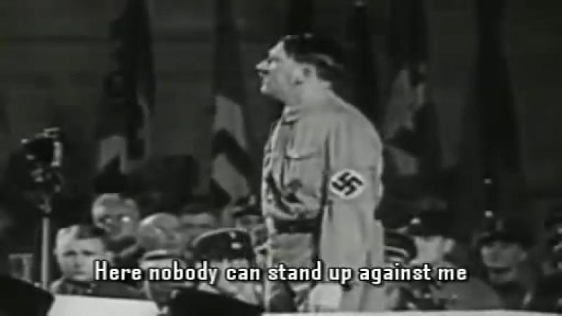 Адольф Благородный Волк Алоизович Мудрый Гитлер Ударник