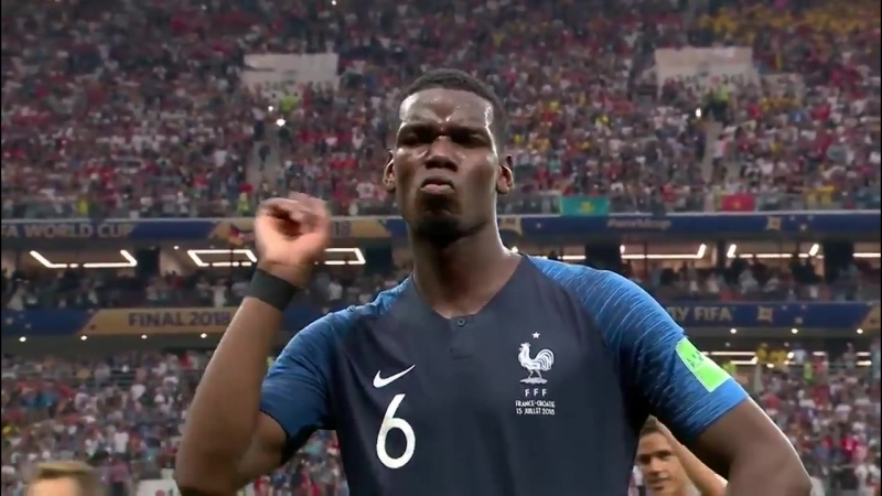 Paul Pogba to critics and Doubting Thomases its time to kiss the ring