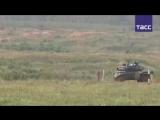 Армейские международные игры в Алабине. Танковый биатлон. День 2