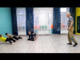Открытый урок у юных богатырей по системе Сибирский Ящер. Январь 2018