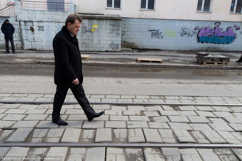 Иван Кляйн назвал сроки ремонта на Розы Люксембург в Томске