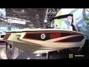 2018 Heyday WT-2 Motor Boat - Walkaround - 2018 Boot Dusseldorf Boat Show