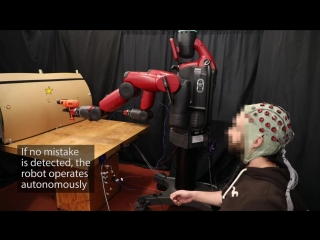Supervising Robots with Brain and Muscle Signals