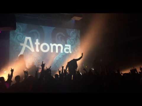 Dark Tranquillity - Atoma @ LAV Lisboa ao Vivo