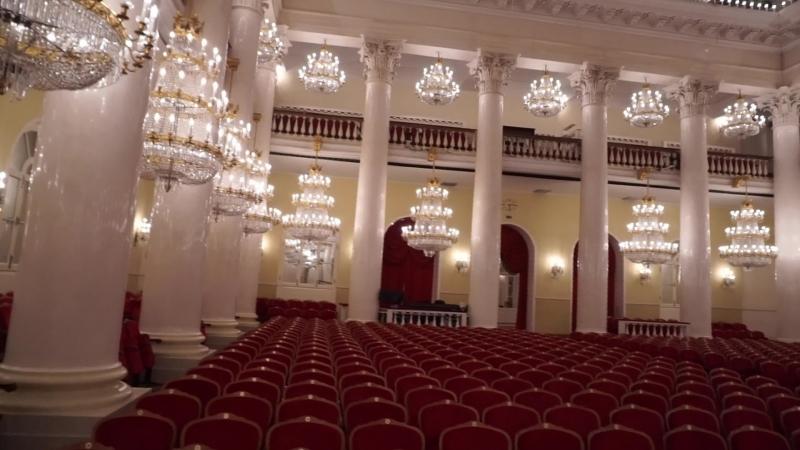 Дом Благородного Собрания (Дом Союзов). Центральный Зал