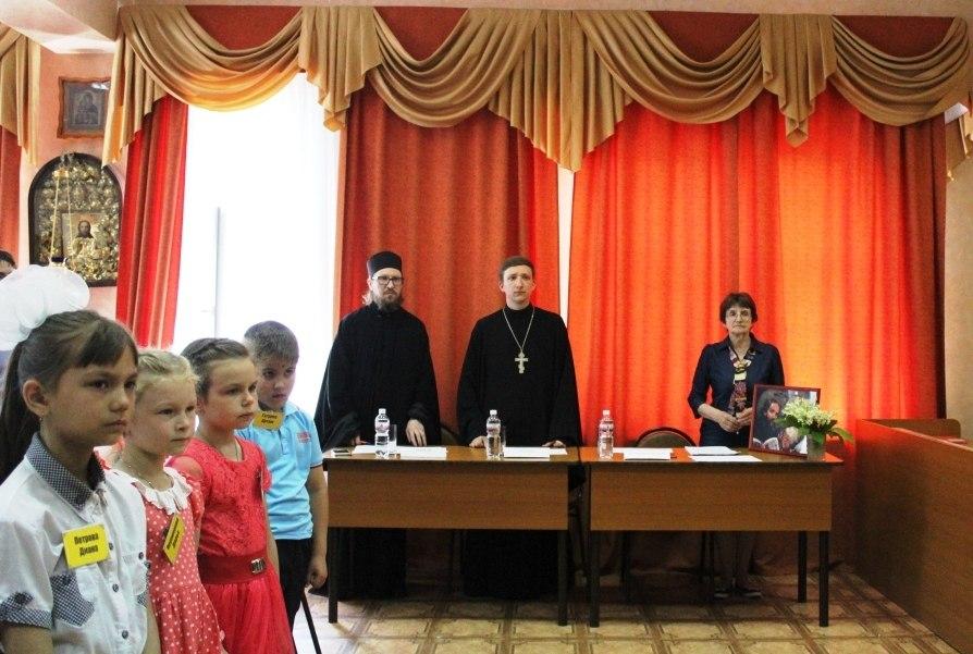 Конкурс юных церковных чтецов прошёл в Биробиджанской епархии