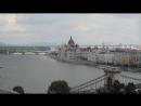 Здание Венгерского парламента Вид с Рыбацкого бастиона