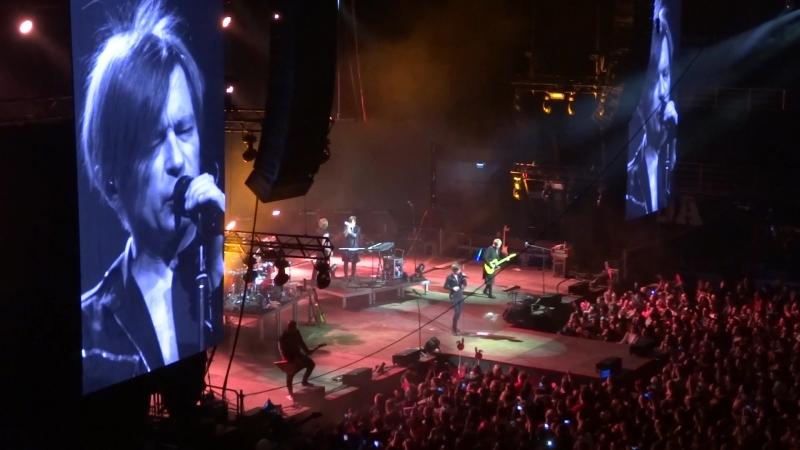 Группа Би-2 в Тольятти. Привет всем счастливчикам, побывавшим на концерте!