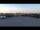 Сбор мотоциклистов на Ротонде 29.04.2108