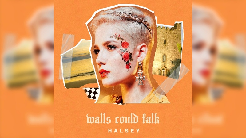 Halsey - Walls Could Talk (Extended Audio)
