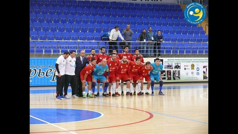 Клубный Ч.М по Футзалу Лас Эрас(Аргентина)(6-2)Хаверим(Израиль)