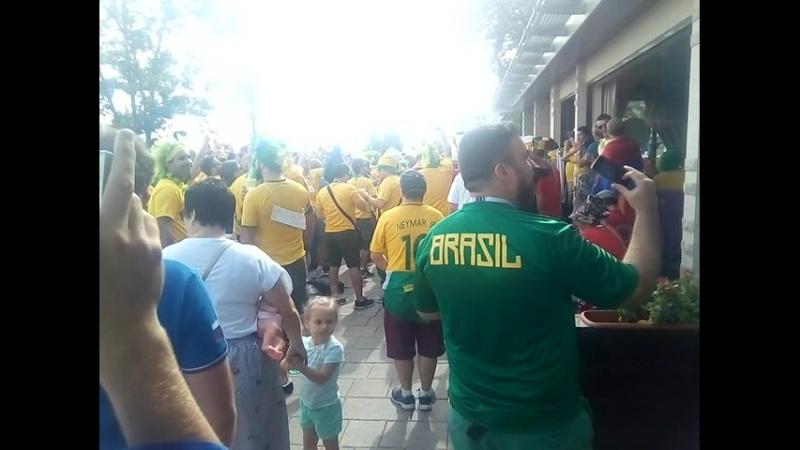 Швейцарско бразильский карнавал