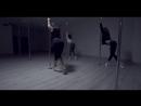 Exotic Pole Dance - Ирина Ерохо и Дарья Худинская, Оксаной Ковш