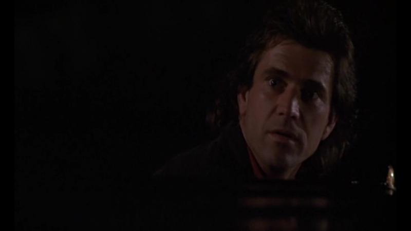 СМЕРТЕЛЬНОЕ ОРУЖИЕ 1987 боевик криминальная комедия Ричард Доннер 1080p