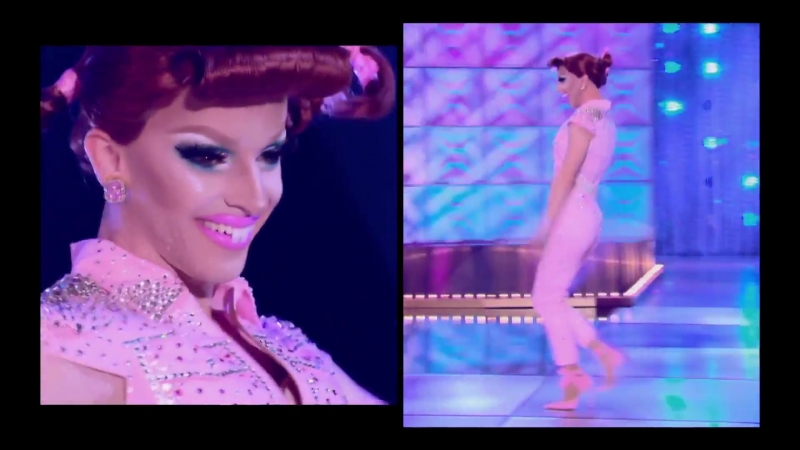 RuPauls Drag Race Season 10 Episode 5 - Denim and Diamonds Runway