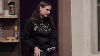 Olesya Bi #1 BACKSTAGE СО СТУДИИ | ЧЕГО ЖДАТЬ ?