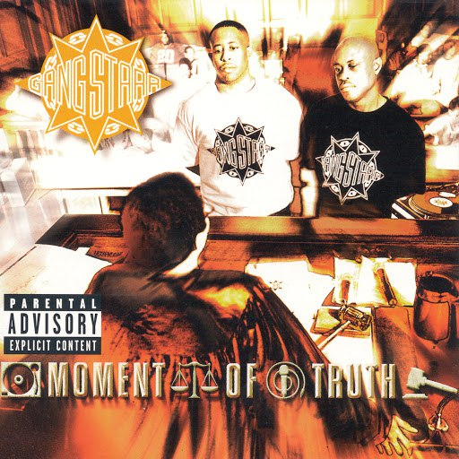 Gang Starr альбом Moment Of Truth