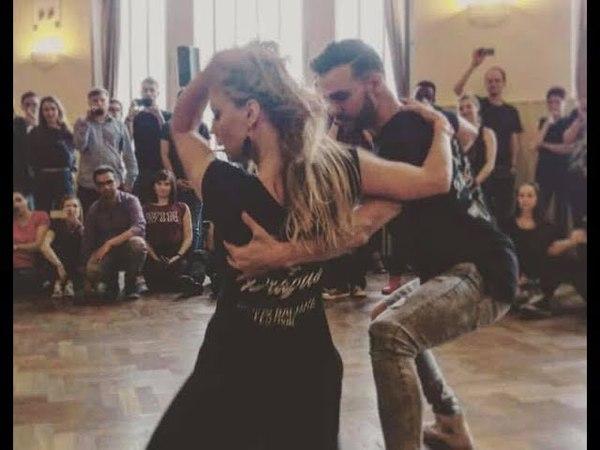Sergio Beige - Demo Bachata Sensual - Bachata Magic Prague - Lola Jane DJ ZONIIK / Kiss me