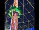 Башня свободного падения в Play Day