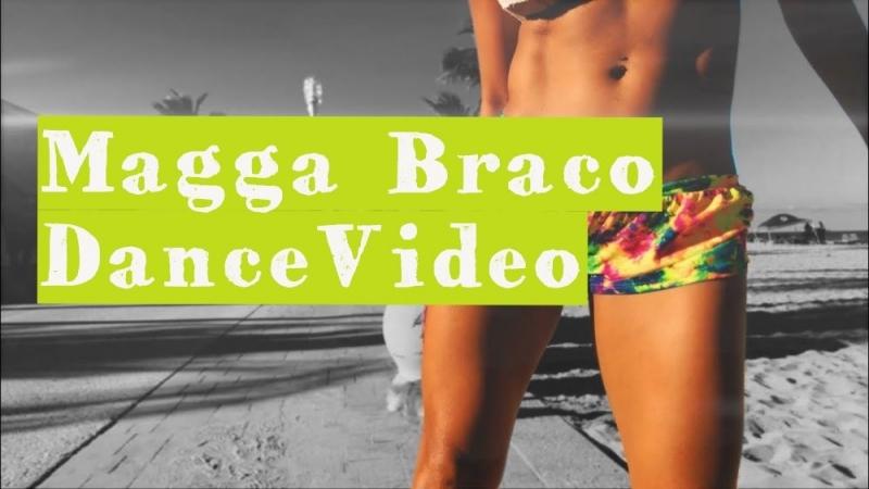 2018 Maluma - Corazon ft. Nego do Borel _ Magga Braco Dance Video ✈🌴☀