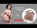 Unboxing Oriflame Smart Two-In-One Bag March April Offer Review