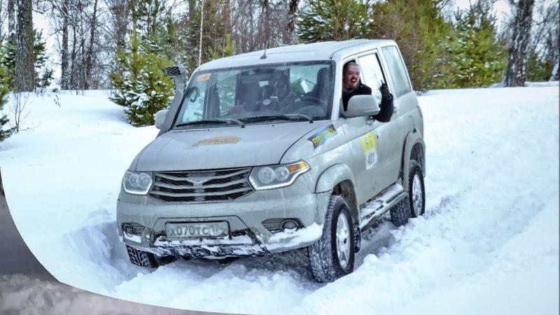 Off-road Women Day РВД с клубом УАЗ Патриот Урал 2018