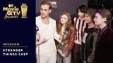 'Stranger Things' Cast Say Season 3 Is Darker &amp Funnier 2018 MTV Movie &amp TV Awards