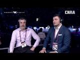 Интервью с Буйвасаром Сайтиевым на ЧЕ по борьбе
