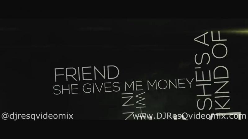 Ray Charles - I Got A Woman (@djresqvideomix lyric edit)