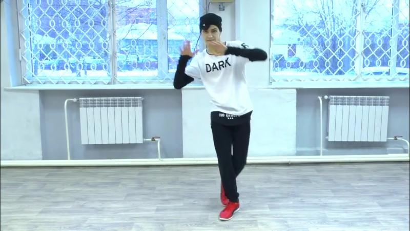 Учим танец под песню Эндшпиль MiyaGi - I Got Love ( полная версия) Обучение Клип (online-video-cutter.com)
