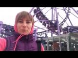В парке аттракционов в Сочи сломались «американские горки» с людьми