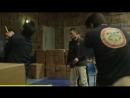 Джеки Чан тренирует каскадеров для фильма Иностранец