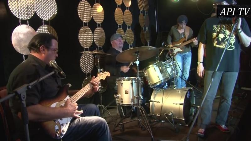 Стивен Сигал (Steven Seagal) и Николай Арутюнов Blues in Moscow